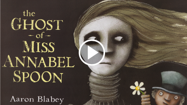 Ghost Miss Annabel Spoon storyteller