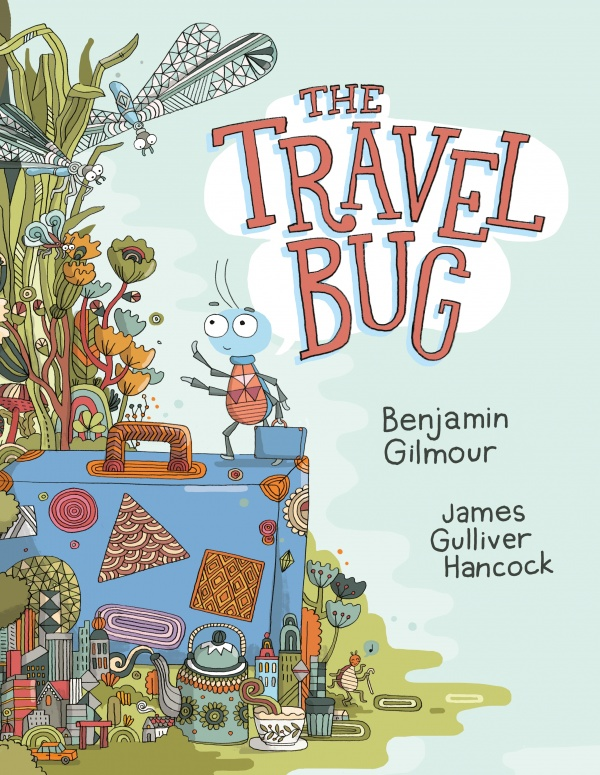 The Travel Bug Cover